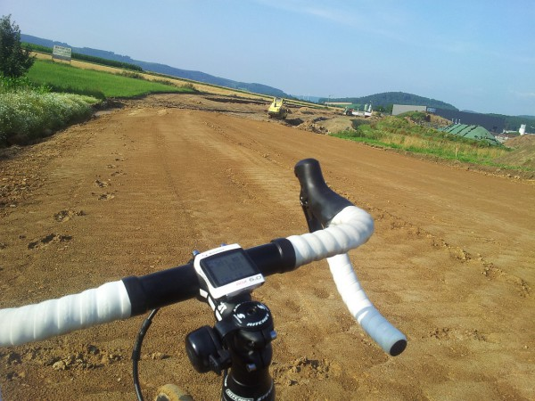 Crosser-Einlage vor Garbeck